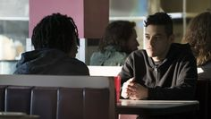 Don't bother guessing where the USA Network show starring Rami Malek and Christian Slater is heading in season two — just go along for the fascinating, disorienting ride.