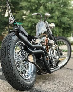 Chopper motorcycles and custom motorcycles. Sometimes bobbers but mostly choppers, short chops and custom bikes. Harley Davidson Custom Bike, Harley Davidson Knucklehead, Harley Bobber, Chopper Motorcycle, Harley Davidson Chopper, Bobber Chopper, Harley Davidson Motorcycles, Custom Motorcycles, Custom Bikes