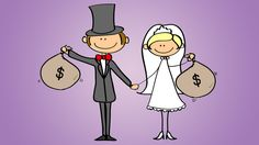 Good ideas!! How to Merge Finances When You Get Married (Without Going Crazy)