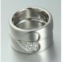 e42411b06 Las 8 mejores imágenes de Juegos de anillos de boda | Wedding band ...