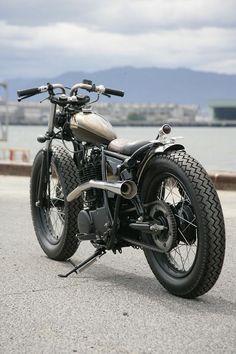 平和モーターサイクル - HEIWA MOTORCYCLE - | SR400 004 (YAMAHA)