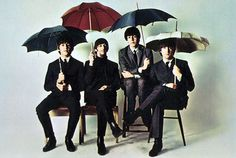 vintage everyday: Funny Photographs of The Beatles Taken by Robert Whitaker in 1964