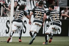 Sport Club Corinthians Paulista | A. Romero, Bruno Henrique e Felipe Augusto