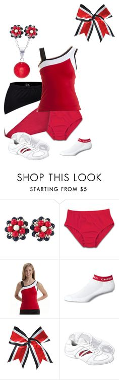 """Charolotte's Outfit for Ruth and Wendy's Surprise Party"" by thesassystewart on Polyvore featuring Miriam Haskell, Chassè and Pori"