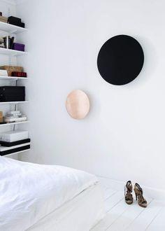 wall + lamps