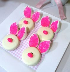 Pascua - Planificación Party - Ideas para fiestas - Cute Food - Alquiler Ideas-Tablescapes - ocasiones especiales y eventos - Pellizcos Partido