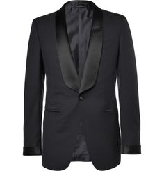 78c062bd6f8 For high-quality men s tailoring with exquisite detailing, look no further  than the range of elegant men s tuxedo jackets and trousers at MR PORTER.
