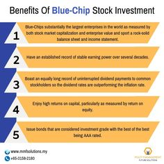 5 benefits that you love to know about blue-chip stock investment.  Want to know how to generate passive income by Malaysian Blue-Chip Dividend stocks.  Click the link to know the 3 mind-blowing hacks to generate passive income with blue-chips.  #bluechipstockmalaysia #bursamalaysia #dividendstock #mmfsolutions