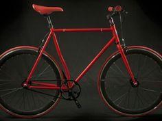 Polo Bike Rouge  www.fixielab.es