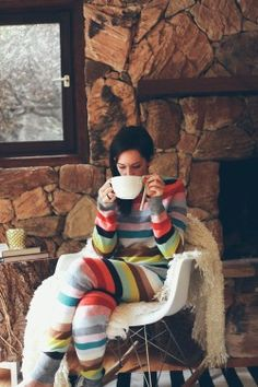 cabins interior - cabin-woman - nice fireplace and Jammie's Satin Pyjama Set, Satin Pajamas, Pajama Set, Pajama Party, Womens Fashion Online, Latest Fashion For Women, Button Up Pajamas, Pajamas For Teens, Tartan Pants