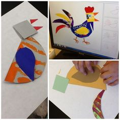Image result for recycled material art project for kids