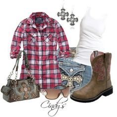Country Girl Clothing | Edgy country girl | clothes