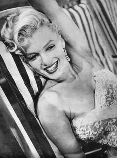 Marilyn Monroe on the Jack Benny Show, 1953