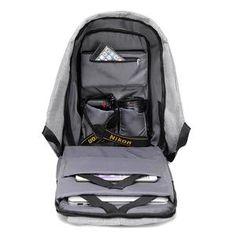 On Sale 15 inch Laptop Backpack USB Charging Anti Theft Backpack Men Travel Backpack Waterproof School Bag Male Mochila Laptop Backpack, Travel Backpack, Fashion Backpack, Usb, Bags Travel, Anti Theft Backpack, Outdoor Backpacks, Luggage Straps, Tablet