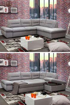 Aj my to vieme. Je naozaj krásna. A k tomu ešte aj pohodlná. 😉 #nabytok #sedacka #sedaciasuprava #obyvacka #inspiracia Outdoor Sectional, Sectional Sofa, Couch, Outdoor Furniture, Outdoor Decor, Home Decor, Homemade Home Decor, Modular Sofa, Sofa