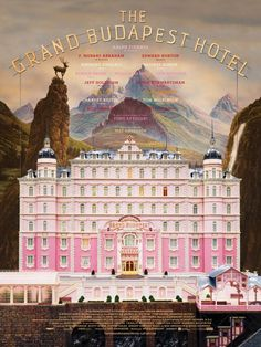 The Grand Budapest Hotel (2014) - Such heart for a comedy