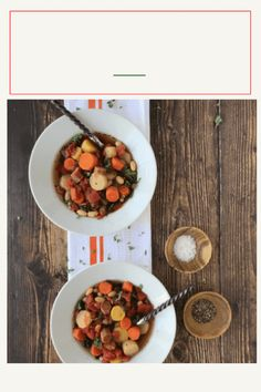 An easy, healthy and delicious soup!