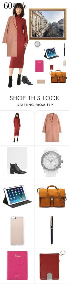 """My Interview Presentation"" by lalu-papa ❤ liked on Polyvore featuring Won Hundred, Acne Studios, Michael Kors, Kate Spade, Zero Gravity, Montblanc, Harrods, Prada, jobinterview and 60secondstyle"
