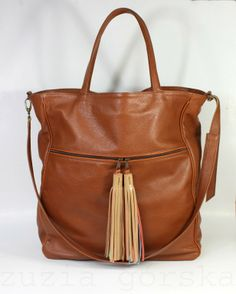 BigBag Fringe Leather Zuzia Górska/ 399