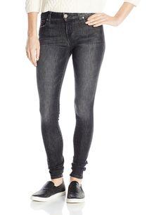 Joe's Jeans Women's Eco Friendly #Hello Icon Midrise Skinny Jean in Shayla, Shayla, 24. Mid rise. Skinny fit. Full length.