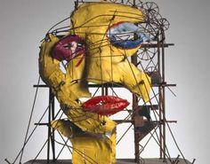 Niki De Saint Phalle & Jean Tinguely: La Cyclop.