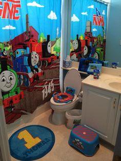 9 best ricos bathroom images thomas train thomas friends thomas rh pinterest com