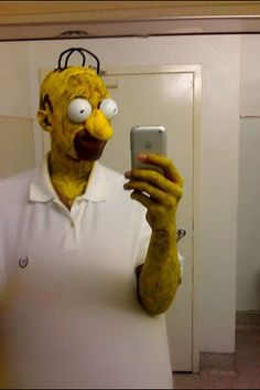 Who doesn't love a good Pin Fail? / 34 Weird Halloween Costumes That Gone Quick Viral including Scary Homer Simpson Who doesn't love a good Pin Fail? / 34 Weird Halloween Costumes That Gone Quick Viral including Scary Homer Simpson 3 People Halloween Costumes, Halloween Games Adults, Funny Couple Costumes, Best Couples Costumes, Halloween Party Games, Funny Couples, Creative Halloween Costumes, Halloween Fun, Weird Costumes