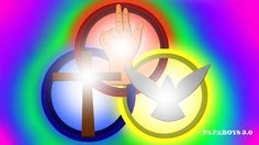 La Trinità vive in noi. E noi viviamo nella Trinità