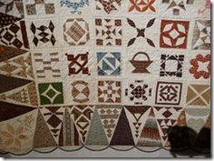 the original Jane Stickle Quilt