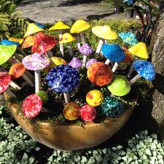 Pottery+Art+Project+Ideas | Ceramic mushrooms | Clay Art Project Ideas | Pinterest