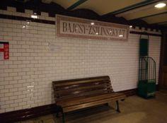 Budapest / subway station