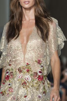 Marchesa: New York Fashion Week
