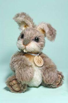adorable bunny rabbit by wayneston bears