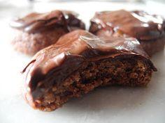 Sacher biscotti