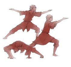 The Dancing Dragon http://himaritakakura12.tumblr.com/post/24782027972/zuko