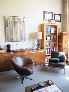 Blake & Richard: A Dual Practice in Therapy and Design Office Tour