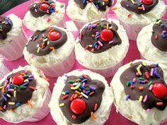 A Turtle's Life for Me: teacher....Ice cream sundea cupcakes