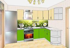 эргономика кухни правильное планирование кухни: 12 тыс изображений найдено в Яндекс.Картинках