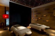 Pictures of Spa Treatment Rooms | Andermatt, Suíça: The Spa Treatment Room - Double