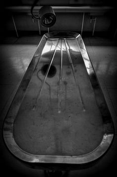 Harold Wood Hospital Morgue, Essex, England