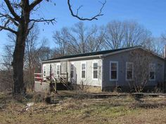 Homesteader's Dream! Hobby farm on 21.10+/- acres that has been fenced and cross fenced. It has .25+/- acre of fenced raised bed for garden area with drip line. 3 fenced area for chickens. 16x12 shed, 12x24 storage building with running water & electricity. Fruit trees (apple, plum, and peaches). Upgraded manufactured home with finished drywall, hardwood flooring, eat-in kitchen with pantry, 2 master suites & 2 baths in Sardis TN