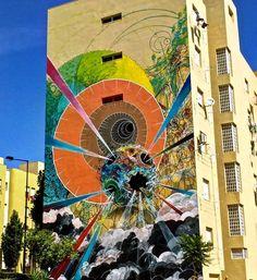 Ram. street-art-lisbon-portugal