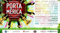 Festival Portamérica 13-15jul'17 _evento @portAmerica 13jul 14jul 15jul 2017 28sem caldas evento jueves musica sabado viernes