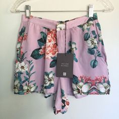 NWT Planet Blue Magnolia Culottes by Insight NWT retails $62 size 2 Magnolia Culottes by Insight. Purchased at planet Blue in Malibu, CA Insight Shorts