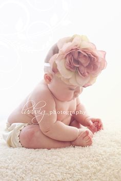 four month old portrait photography | ... month 4. In all her glory. Looking forward to seeing you all again