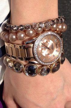 Capri Jewelers Arizona ~ www.caprijewelersaz.com  Fossil Watch