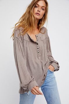 Shop our We The Free Palm Henley at Free People.com. Share style pics with FP Me, and read & post reviews. Free shipping worldwide - see site for details.