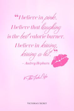 Wise words from a wise woman, Audrey Hepburn.