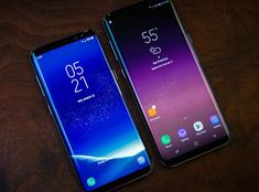 Samsung isn't waiting until Mobile World Congress to share its next Galaxy phones. The South Korean electronics giant will instead showcase its anniversary flagship smartphone line-up – and a fully functional foldable smartphone – at events in London and… T Mobile Phones, New Phones, Mobile Mobile, Mobile Video, Samsung Galaxy S9, Galaxy S8, Wifi Password, Finger Print Scanner, Solar Charger