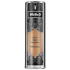 Kat Von D Lock-it Tattoo Foundation Medium 53 -- Click on the image for additional details. (This is an affiliate link and I receive a commission for the sales) #Makeup